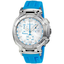 Tissot T Race Chronograph Sky Ladies Watch T0482171701702