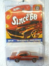 Hot Wheels Since 68 / 40th Anniversary '70 Plymouth Road Runner (Top 40) #17