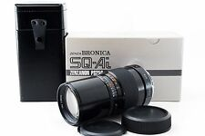 Zenza Bronica Zenzanon PS 250mm F/5.6 Lens for Bronica SQ w/Box,Case[Nearmint]