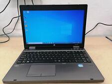 Core i5 HP Probook 6560B. 2.6ghz / 8GB / 240GB SSD / Windows 10