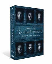 Game of Thrones - Season 6 [DVD] [2016] New UNSEALED MINOR BOX WEAR