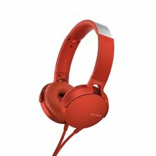Auriculares Sony Mdr-xb550 extra Bass