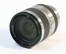 Sony SEL18200 E 3.5-6.3/18-200 OSS 0.3m/1ft-0.5m/1.64ft E-Mount Lens
