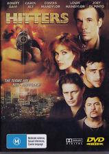HITTERS Robert Davi DVD PAL All Zone NEW