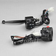 "Motorcycle 7/8"" Handlebar Horn Turn Signal Electrical Start Switch Suzuki 12V J2"