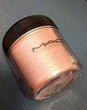 NIB MAC GOLDENAIRE Pigment Discontinued RARE FIND full size 7.5 g .26OZ