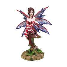 The Brat Fairy Figurine Faery Figure Amy Brown mushroom faerie statue