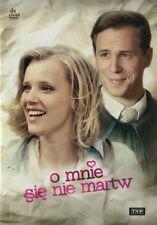 O mnie sie nie martw - Sezon 1  (DVD 4 disc) Joanna Kulig POLSKI POLISH