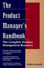 The Product Manager's Handbook (NTC Business Books) Gorchels, Linda Hardcover