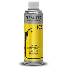 CleanTEC Motor Injektor Reiniger Diesel Additiv Zusatz Motorreiniger 375ml