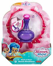 Shimmer And Shine Wish and wear GENIE Collier * Neuf *
