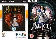 American McGee's Alice & Alice Madness Returns