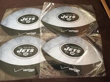 New York JETS Oval Football Met life Stadium SGA Fridge Magnet Verizon Promo