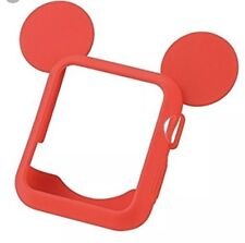 Silicone Cute Mickey Mouse Ears Soft Case for Apple Watch Series 1/2/3  42mm