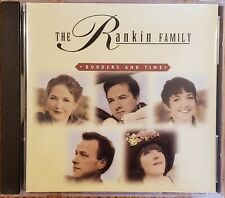 The Rankin Family - Borders And Time - Single - CD Free Shipping In Canada