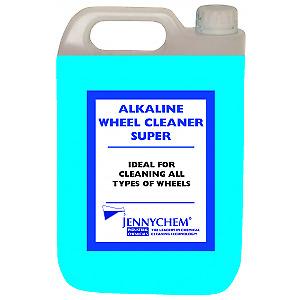 5L Alloy Wheel Cleaner Solution Acid Free Wheel Cleaner Safe on all Rims/Wheels