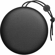 B&o BeoPlay by Bang & Olufsen A1 Black Bluetooth Speaker Incl GST