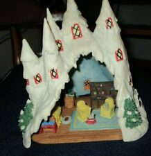Santaville by Flambro - The Christmas that Almost Never Was, Village Diorama