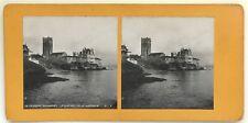 Château de la Napoule Environs de Cannes Photo P39L8n25 Stereo Vintage