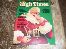 High Times December '76 Issue #16
