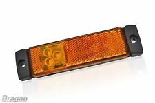 Amber LED Marker Light Scania Volvo DAF Transit Recovery Truck Trailer 4x4