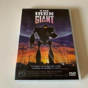 Iron Giant - DVD - R4 PAL