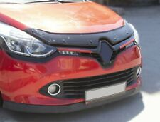 2012Up Renault CLIO IV 4 HB Chrome Front Grill 2Pieces S:Steel(Red)
