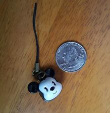 New Mickey Mouse Bell Cell Phone Charm Strap -