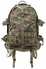 MultiCam Large Transport Pack Camouflage MOLLE Hunting Hiking Tactical Backpack
