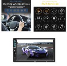 Car MP5 Player Bluetooth FM Stereo Audio Radio Multimedia Player 7inch HD 2 DIN