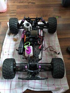 Hpi mt2 nitro mt 2 Complete running engine