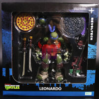 "Teenage Mutant Ninja Turtles TMNT 6/"" Action Figure Kaiyodo Revoltech Doll In Box"