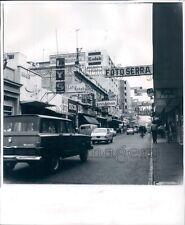 Street Scene Guatemala  Press Photo