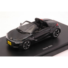 HONDA S660 2015 BLACK 1:43 Ebbro Auto Stradali Die Cast Modellino