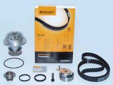 CONTI Zahnriemen + Spannrolle Wapu Thermostat OPEL Astra F G Vectra A B 1.4 1.6