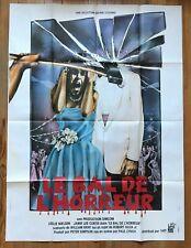 Le bal de l'horreur (Prom Night), affiche cinéma originale 1980, 120x160