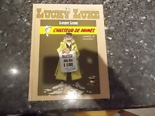 belle reedition lucky luke la collection chasseur de primes