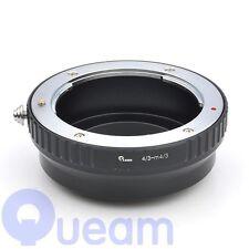 Caméra Adaptateur Pour Olympus 4/3 Lentille OM43 à Micro Quatre Tiers 4/3 M43 GM1 GX7