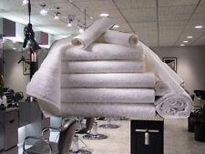 5 dozen (60) new white 16x27 cotton salon select hand towels gym tanning