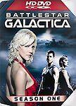Battlestar Galactica - Season 1 (HD DVD, 2007, 6-Disc Set)