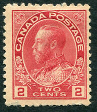 Canada - # 106 F-Vf Hinged Issue - King George V - S5580