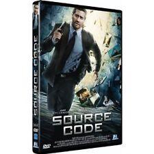 DVD *** SOURCE CODE ***  avec Jake Gyllenhaal, Vera Farmiga, ...