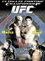 ULTIMATE FIGHTING CHAMPIONSHIP UFC 50 - The War Of 04 (DVD, 2005)