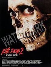 1987 Evil Dead 2 Movie Poster High Quality Metal Fridge Magnet 3x4 9748