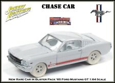 Johnny Lightning New 1/64th Diecast Car '65 Ford Mustang GT Rare CHASE Car