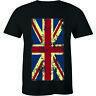 Union Jack Flag - Great Britain United Kingdom Union British Men's T-shirt Tee