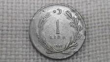 Turkey 1 lira 1967.