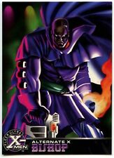 Bishop #4 Of 20 X-Men Alternate X Fleer Ultra 1995 Chase Card (C1401)
