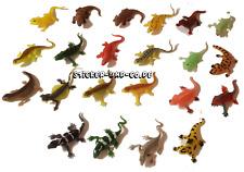 DeAgostini Iguanas & Co alle 22 versch. Figuren aussuchen Leguane und Co
