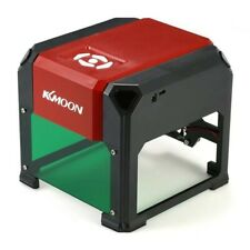 KKmoon K4 automático 3000 mW de alta velocidad CNC máquina grabadora láser USB